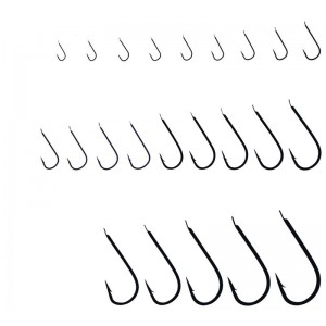 "TUBERTINI HOOK seria ""2"" nic.25pcs"